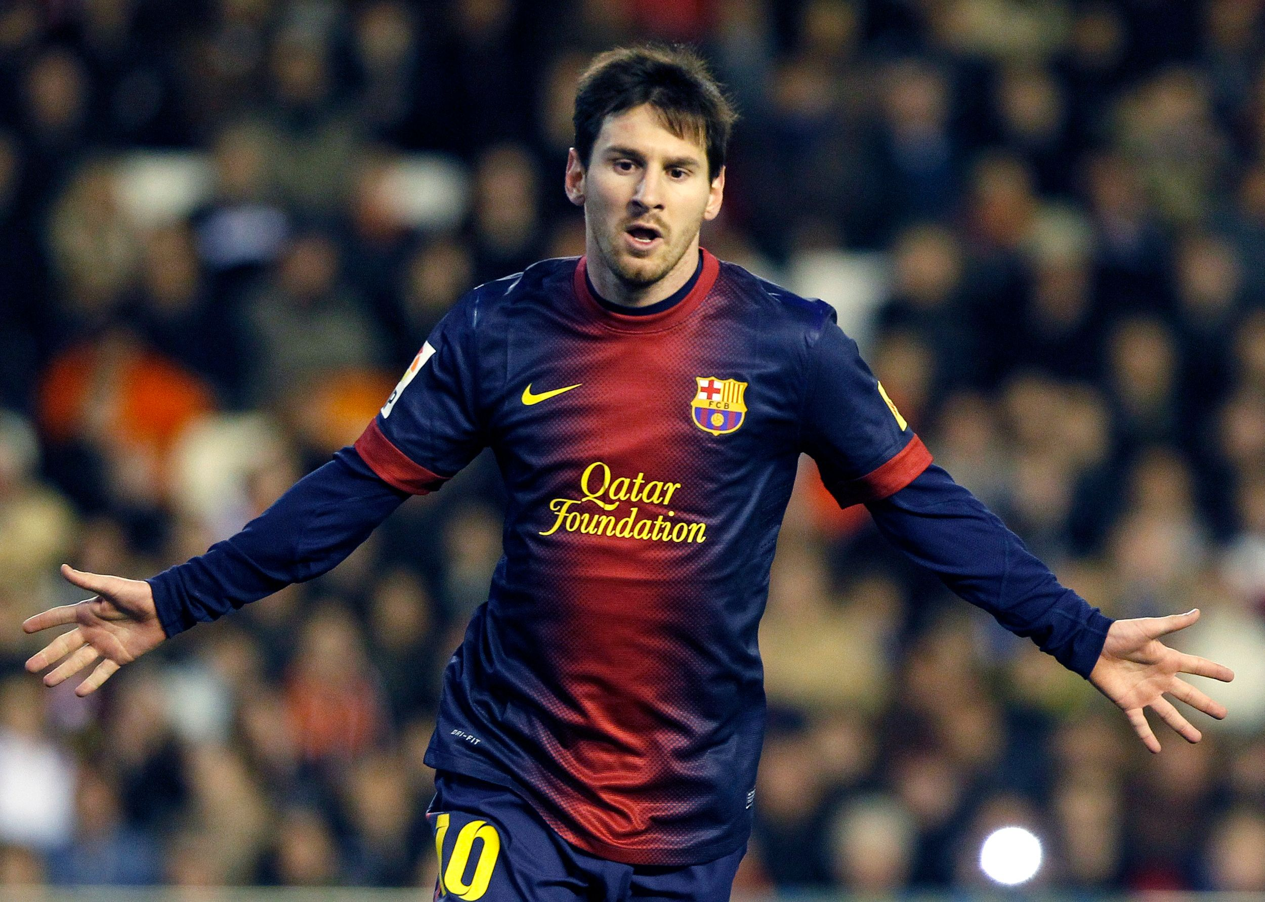 L'Argentin est le meilleur buteur du championnat d'Espagne en 2015.