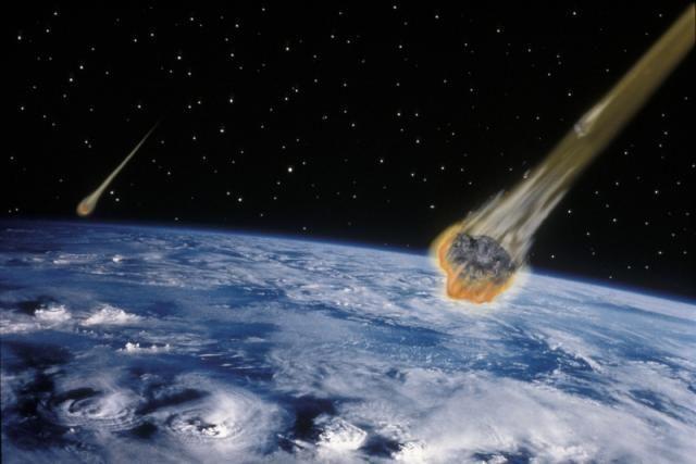 Pays-Bas : découverte d'une météorite vieille de 4,5 milliards d'années