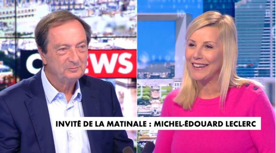 """Michel-Edouard Leclerc annonce qu'un """"quart du profit réalisé dans les centres Leclerc sera réaffecté au personnel"""""""