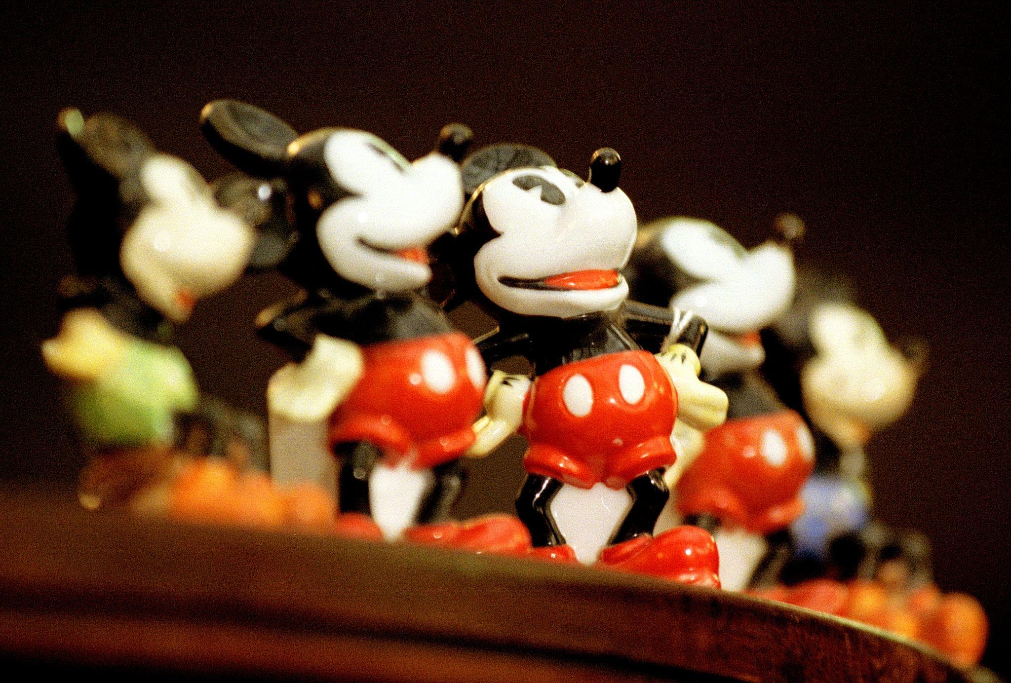 Mickey Mouse, la célèbre souris Disney