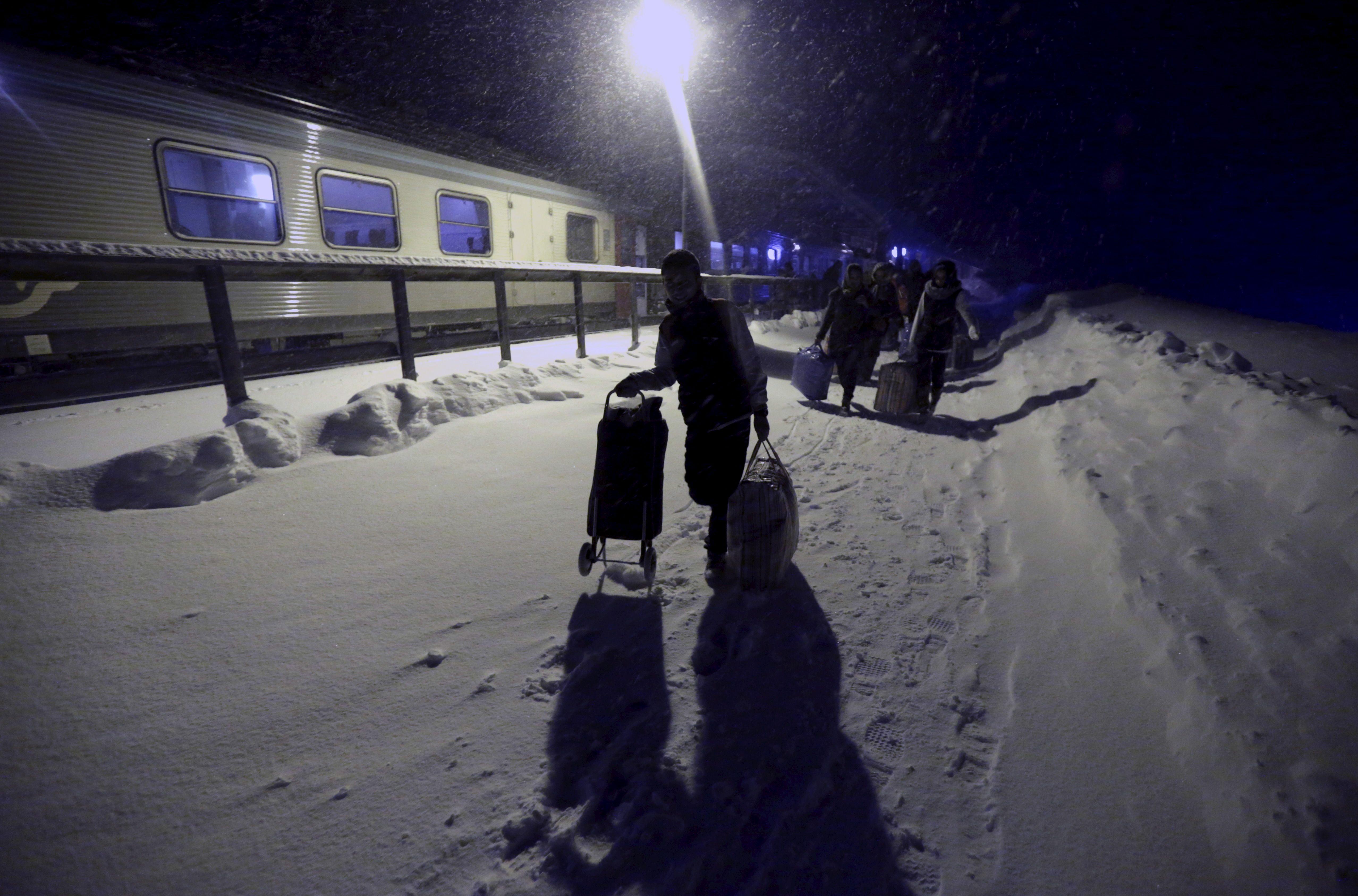 La Suède est le pays qui, proportionnellement à sa population, a accueilli le plus de migrants.