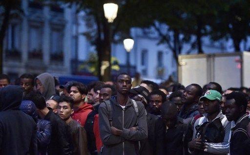 France : les demandes d'asile ont augmenté de 17% en 2017