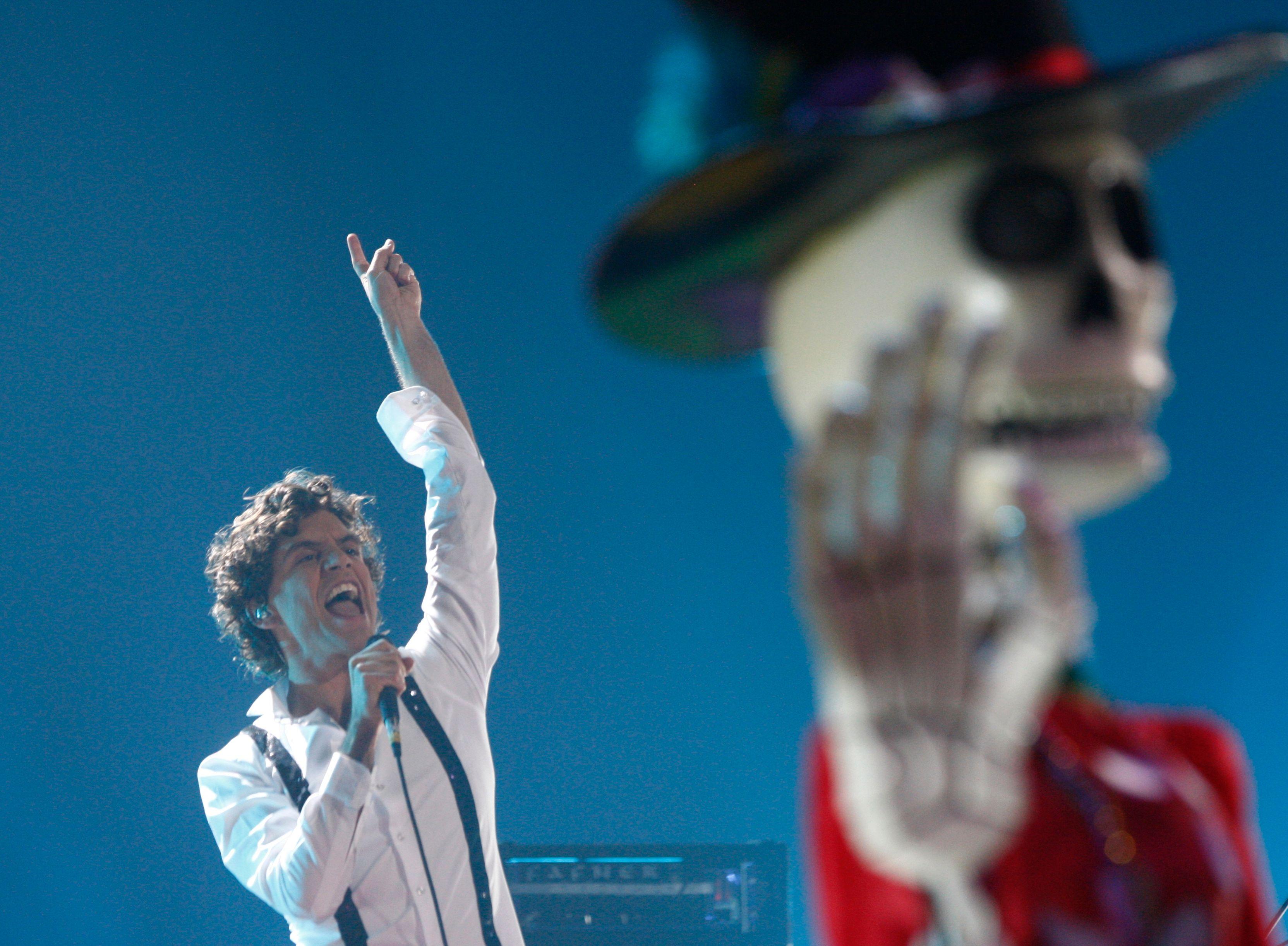 Le chanteur Mika a un pouvoir d'influence considérable.