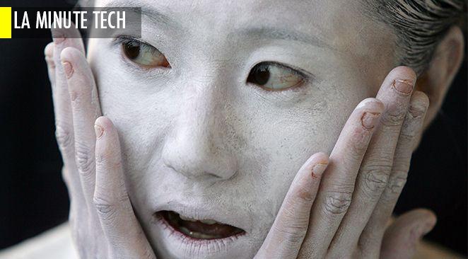 Le maquillage camouflage pourrait échapper à la reconnaissance faciale.