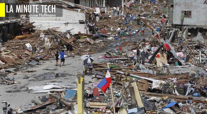 Le typhon Haiyan a fait au moins 10 000 morts aux Philippines.