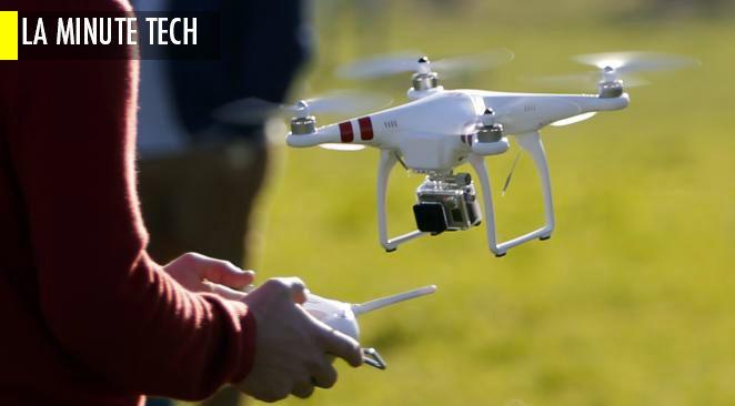 Les drones pourraient permettre de résoudre de lourds problèmes d'infrastructures en Afrique.
