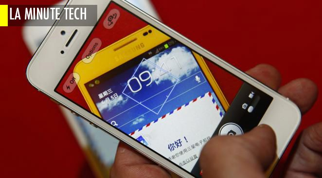 Le taux de pénétration des téléphones portables en France atteint 115 % en France.