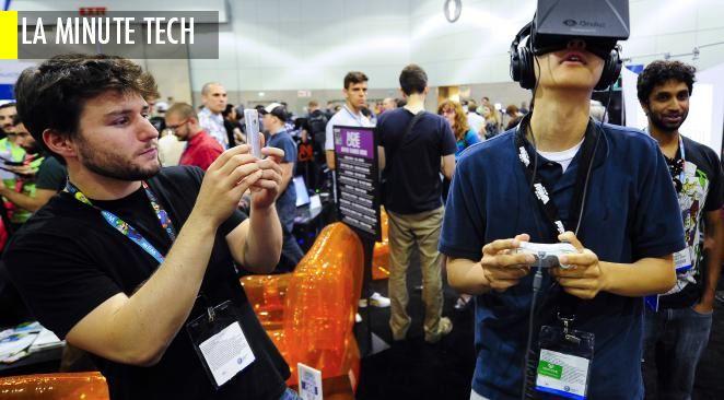 Geek's Live 2016 : réalité virtuelle et réalité augmentée, tour d'horizon des innovations