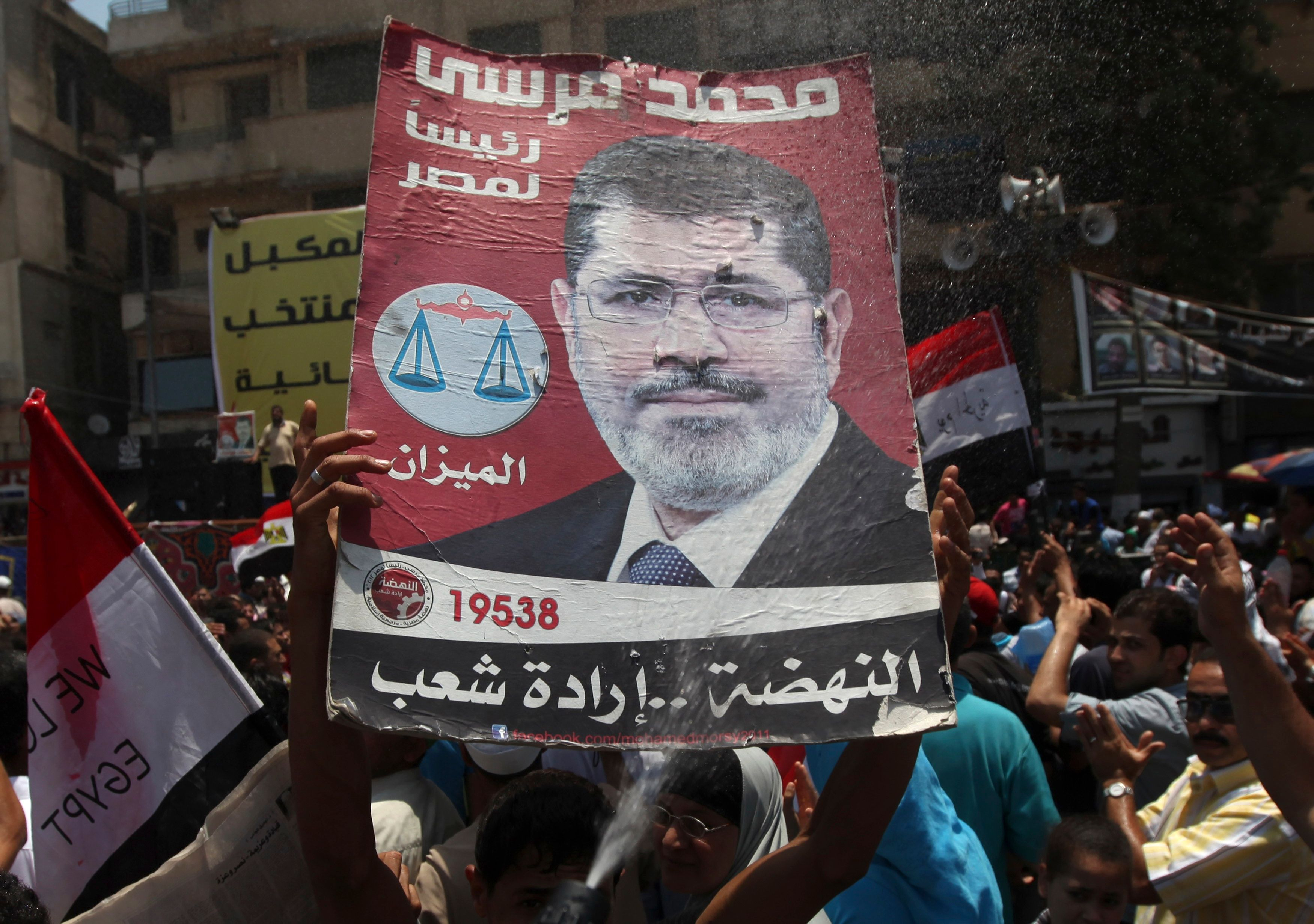 Trente-six détenus membres des Frères musulmans sont morts asphyxiés par des gaz lacrymogènes