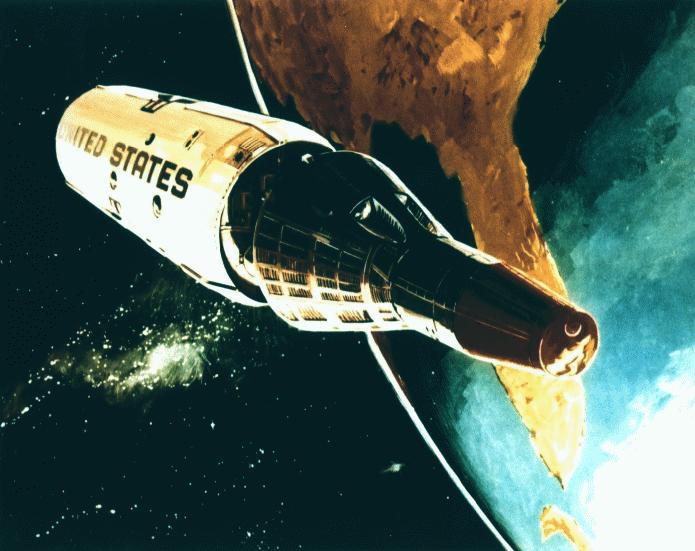 La véritable histoire de la station spatiale secrète construite par le Pentagone au plus fort de la Guerre froide