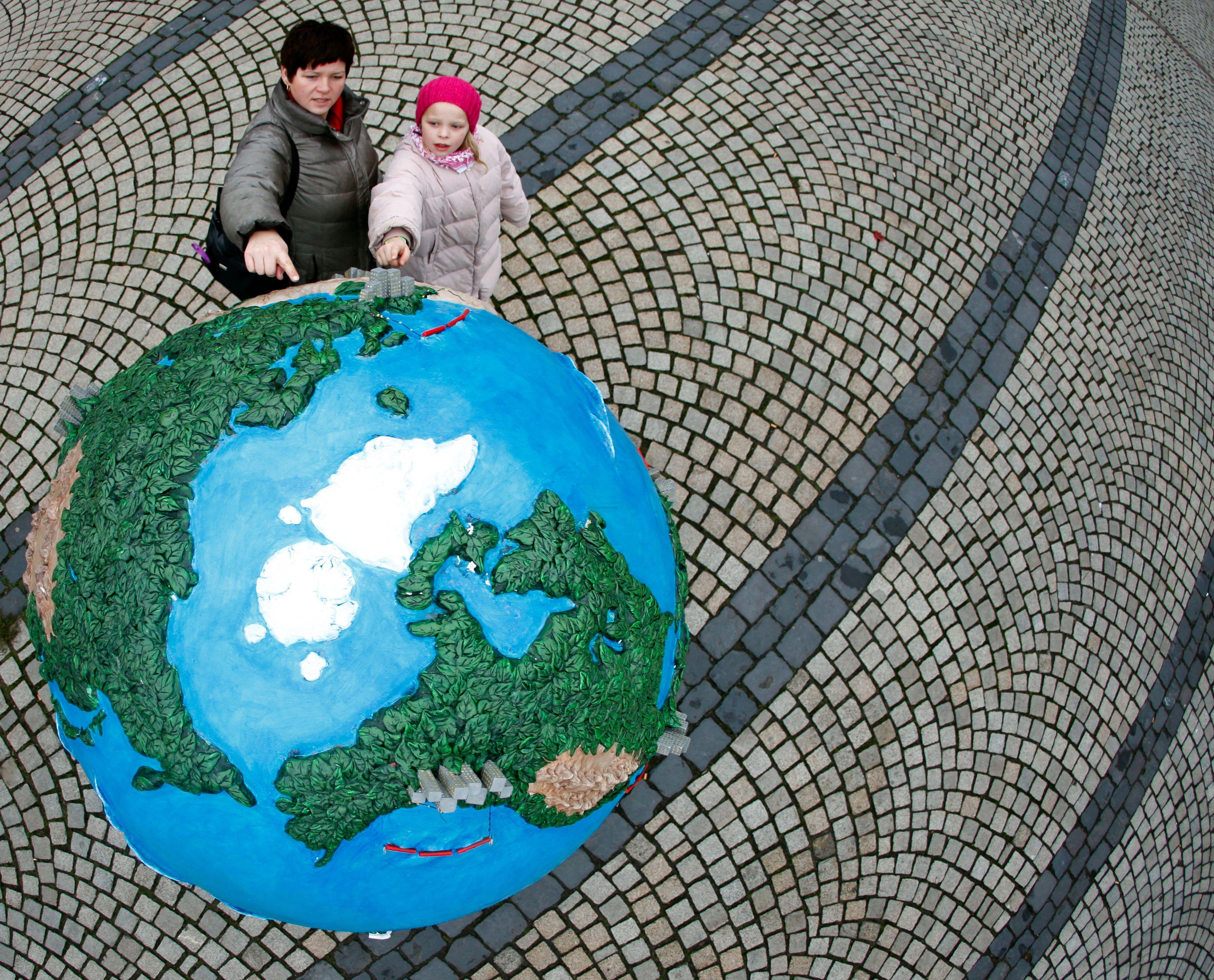 Le monde d'aujourd'hui est multipolaire.