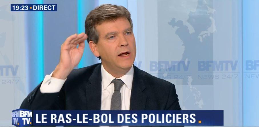 """Arnaud Montebourg : si Hollande évite la primaire, """"il ne s'en relèverait pas"""""""