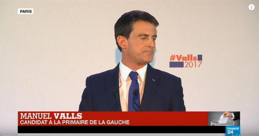 Manuel Valls réunit ses proches pour un déjeuner
