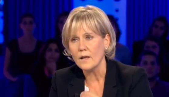 """""""Race blanche"""" : Nadine Morano crie au """"procès en sorcellerie"""""""