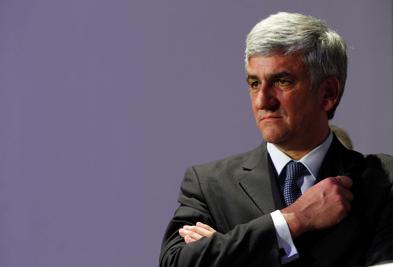 Hervé Morin, leader de l'UDI.