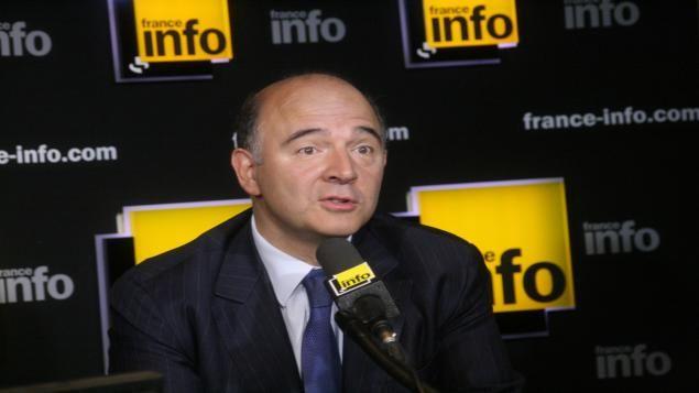 """Pierre Moscovici : """"La France et l'Europe souffrent d'un déficit d'investissement"""""""