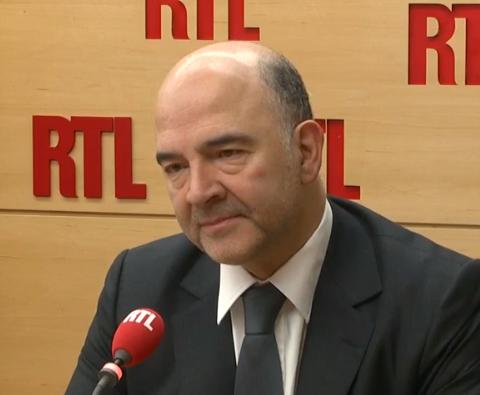 """""""L'afflux de migrants a un impact positif sur la croissance et l'économie européenne"""" assure Pierre Moscovici"""