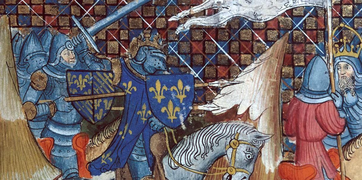Heurs et malheurs du guerrier au crépuscule du Moyen Age