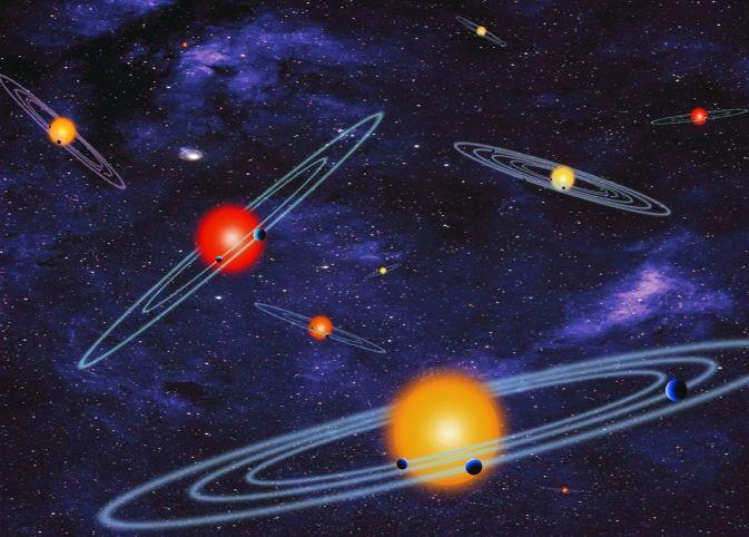 La Nasa a découvert 715 nouvelles exoplanètes