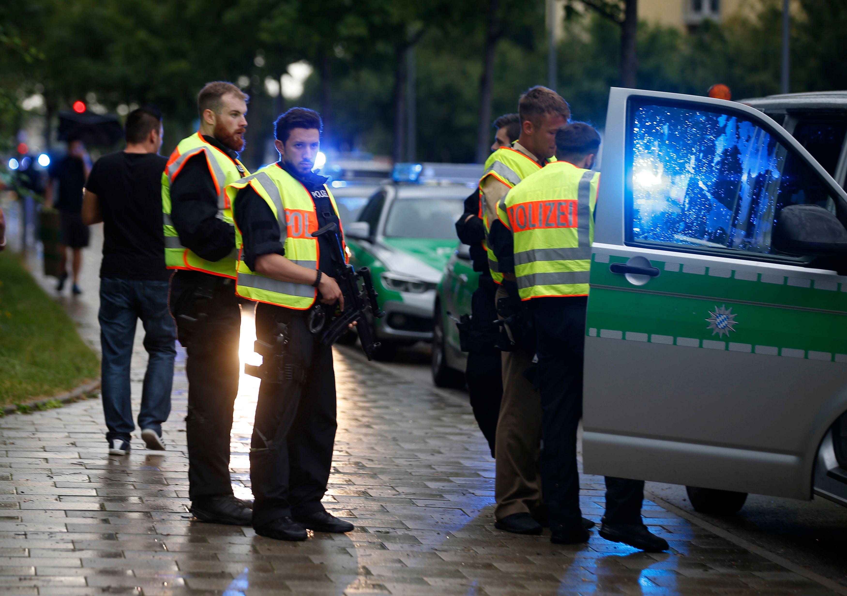Munich : le tireur préparait son attaque depuis un an