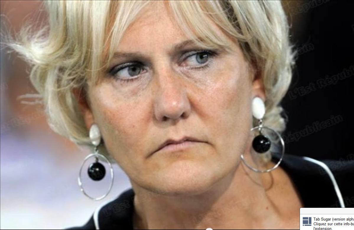 Nadine Morano refuse de faire partie du nouvel organigramme de l'UMP.