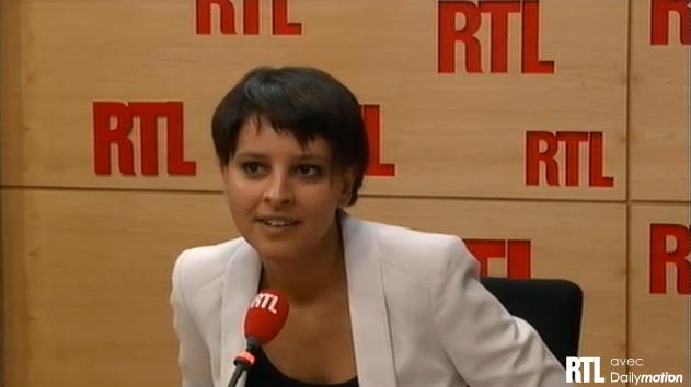 """Najat Vallaud-Belkacem : """"l'école doit rassembler les élèves de diverses origines"""""""