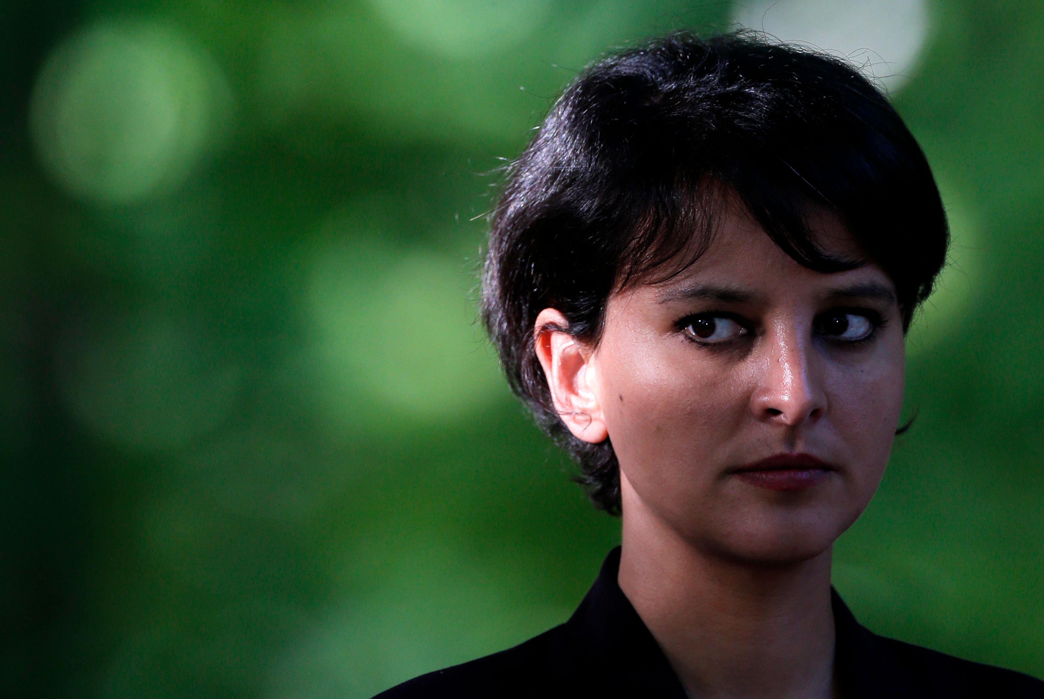 """Législatives : en plein débat, Najat Vallaud-Belkacem accuse son rival LREM de """"chercher à échapper à l'impôt"""""""