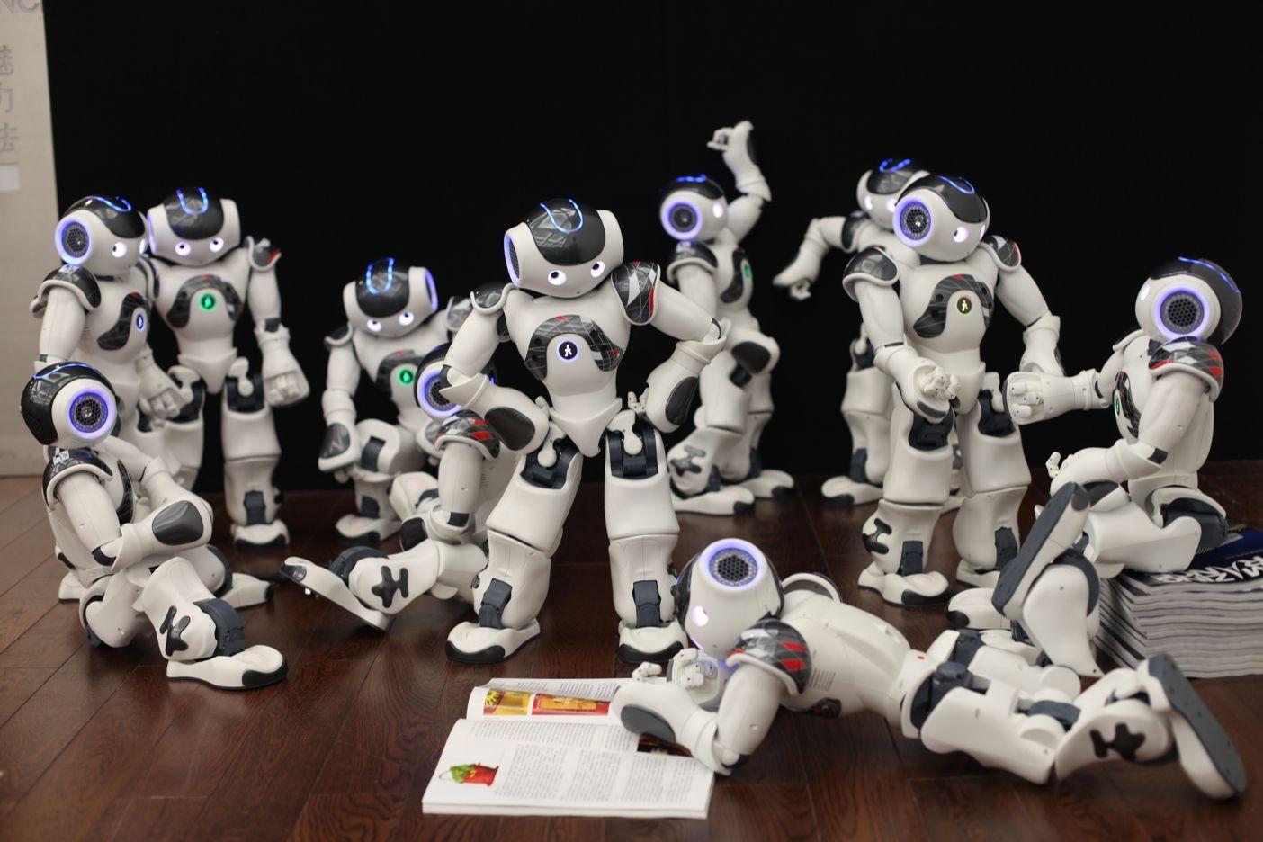 Les robots, c'est maintenant : petit guide de tous ceux que vous utilisez au quotidien sans vous en douter
