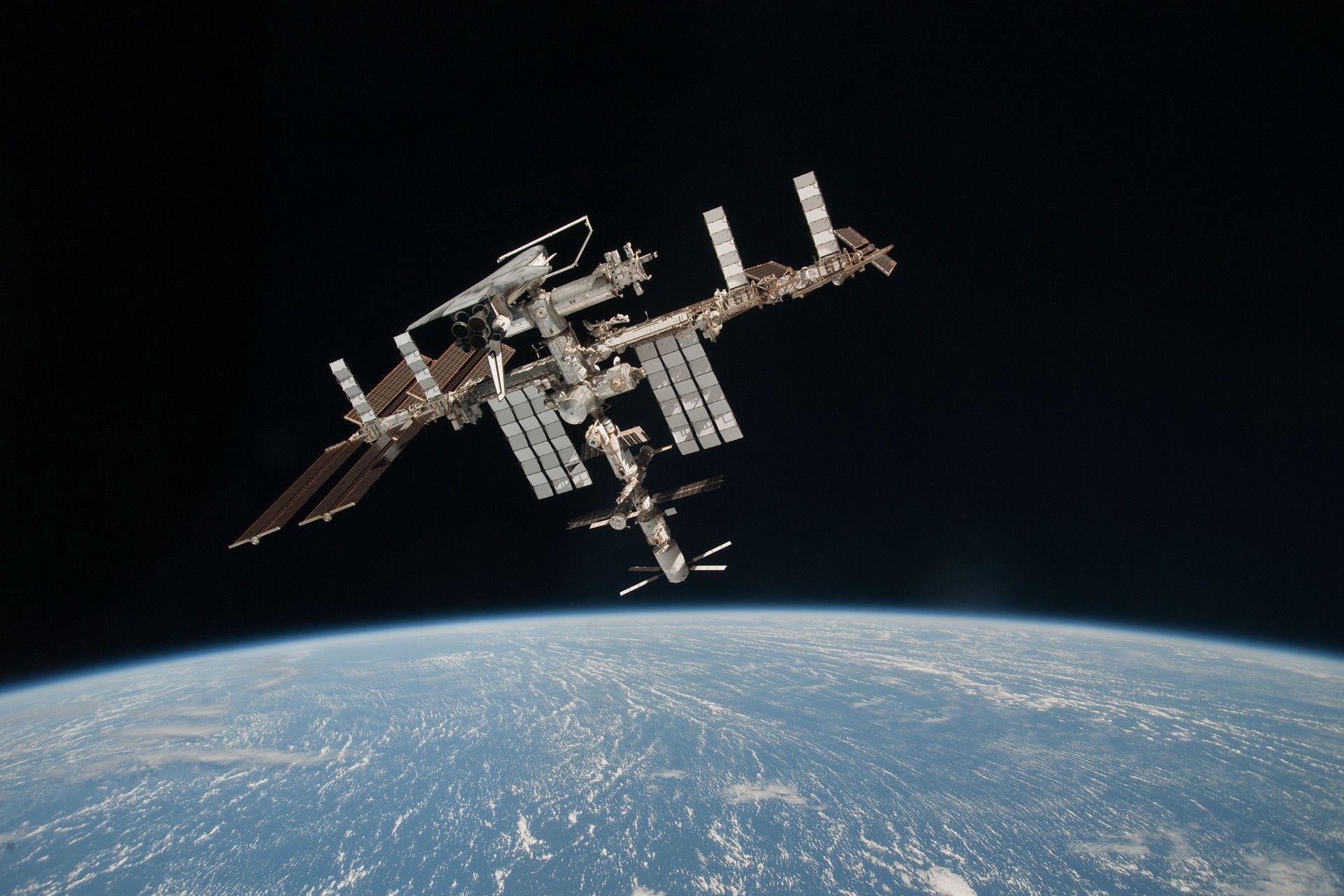 La station spatiale internationale découvre du plancton marin dans l'espace