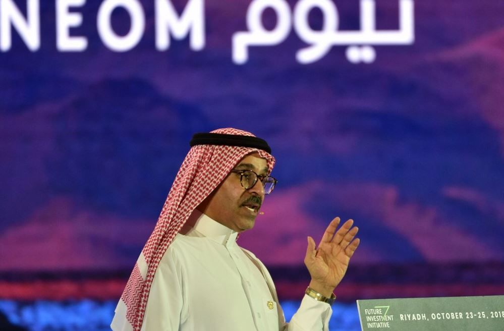 """Face à la crise économique violente et les critiques, Riyad accélère son projet de ville pharaonique """"NEOM"""""""