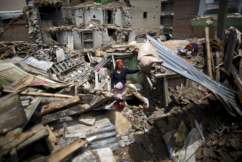 Népal : nouveau séisme de magnitude 7,4, les Français recherchés sur place