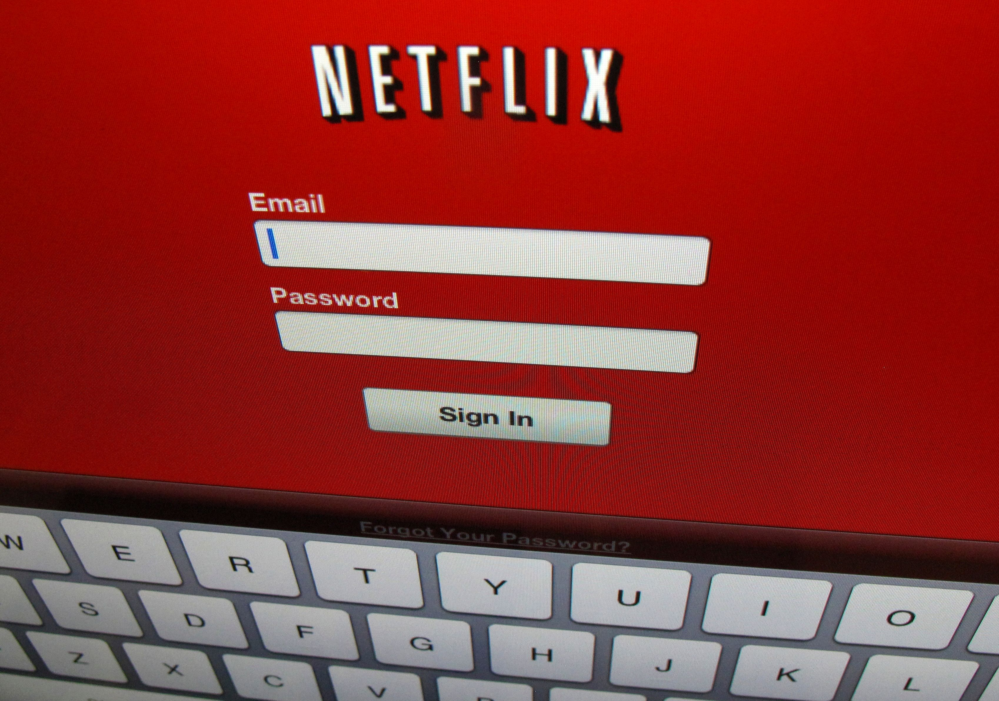 Netflix, moins à l'aise sur le marché français qu'outre-Atlantique