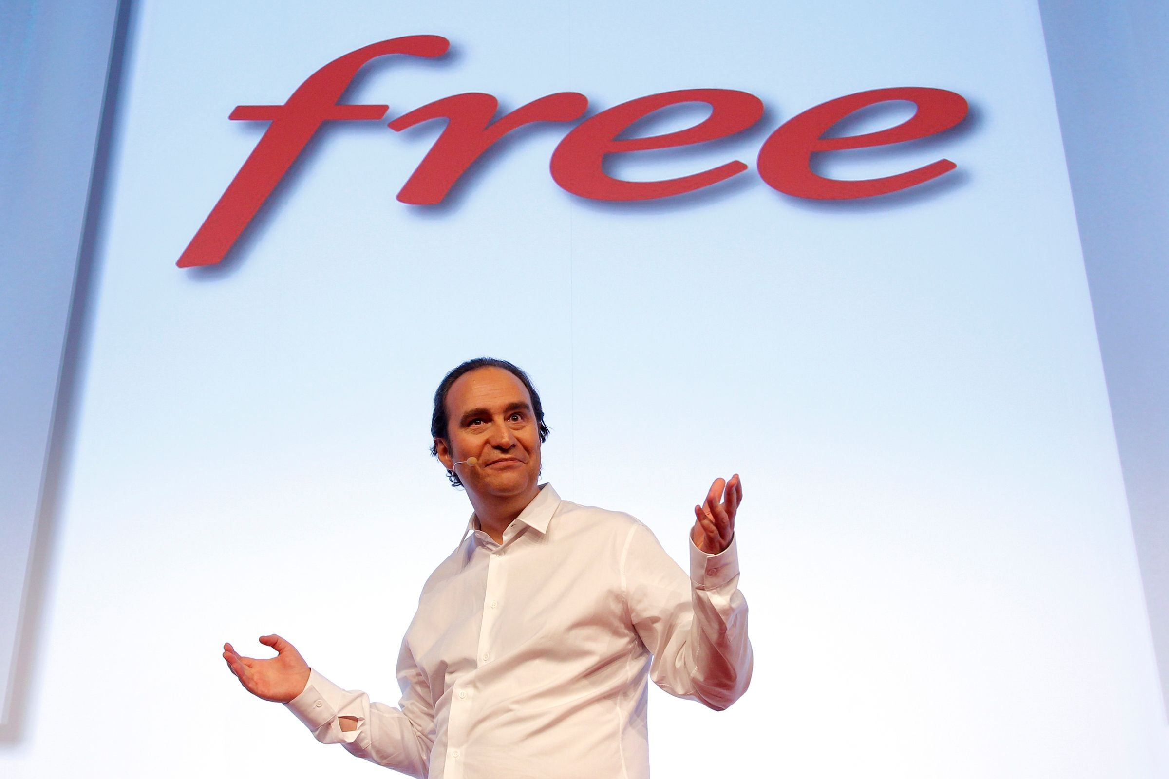 Grâce à ses prix cassés, le patron de Free, Xavier Niel, a raflé 4,6% du marché de la téléphonie mobile en moins de trois mois, soit près de trois millions d'utilisateurs.