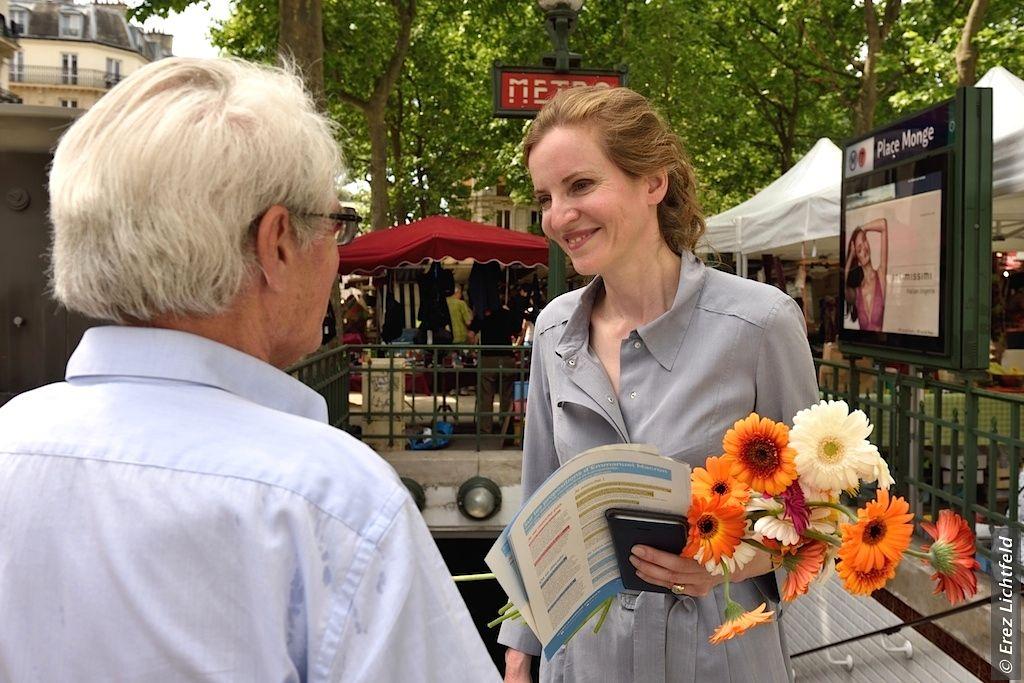 La député-maire de Longjumeau envisage très sérieusement de présenter sa candidature à la mairie de Paris en 2014.