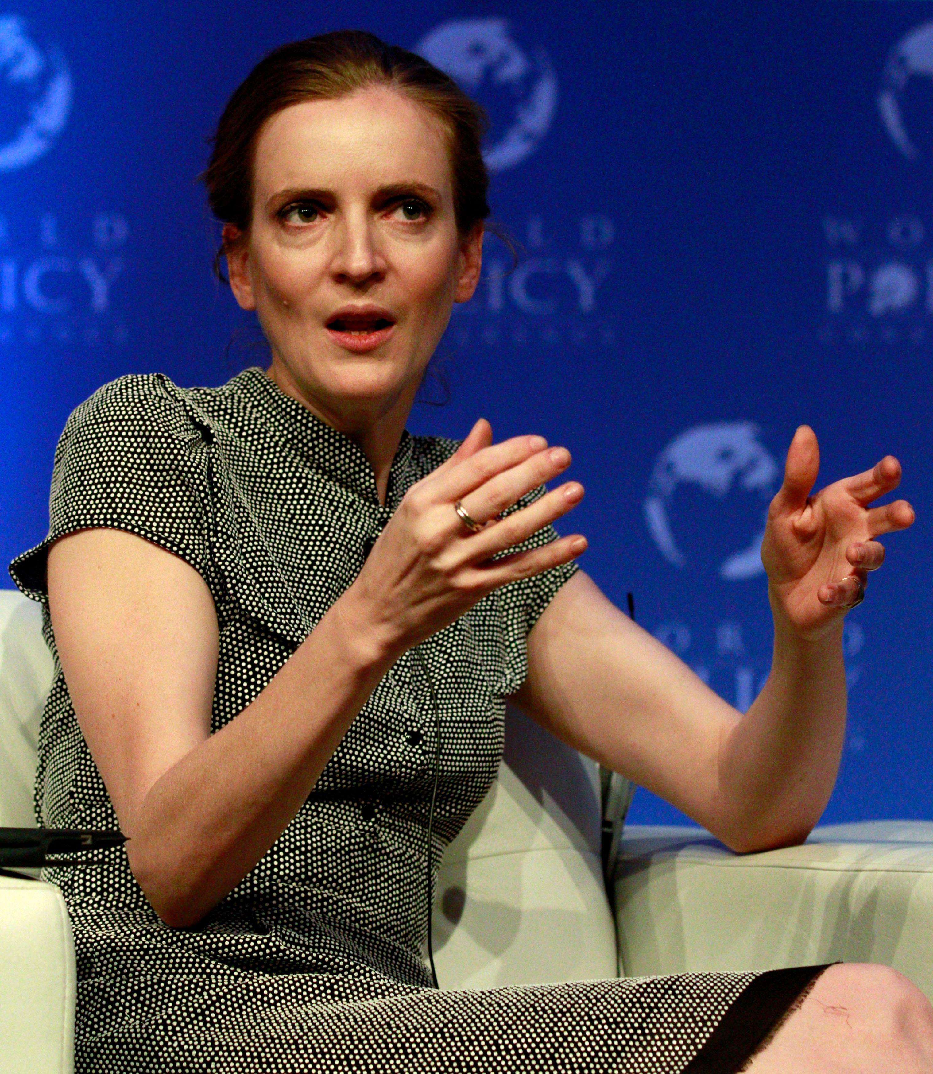 Nathalie Kosciusko-Morizet, candidate à la Mairie de Paris.