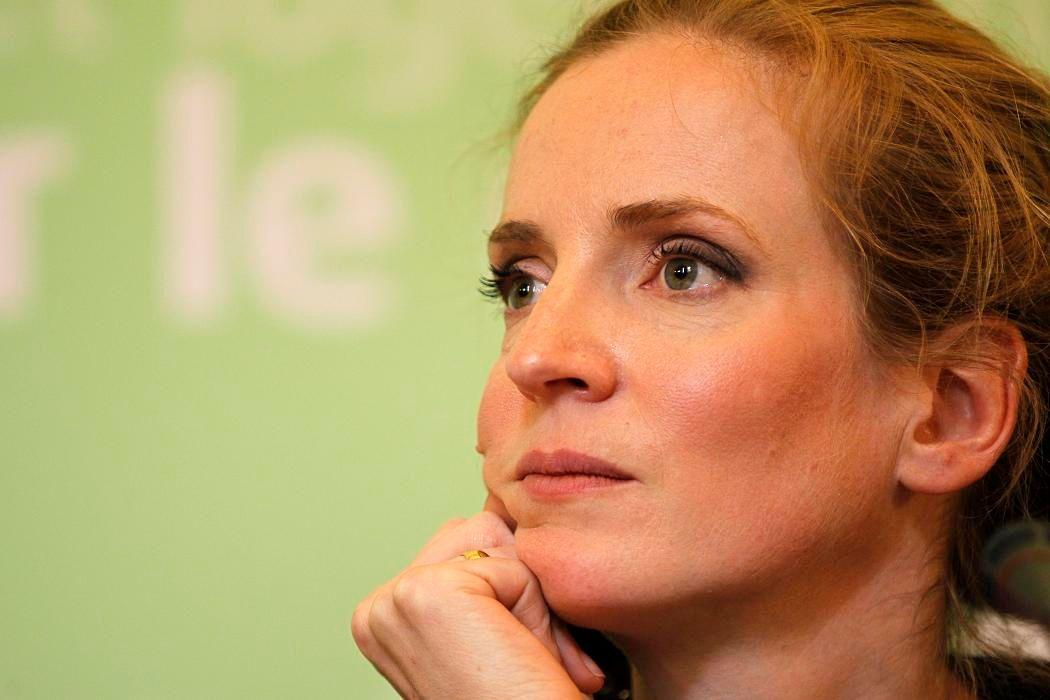 Nathalie Kosciusko-Morizet, la porte-parole de Nicolas Sarkozy.