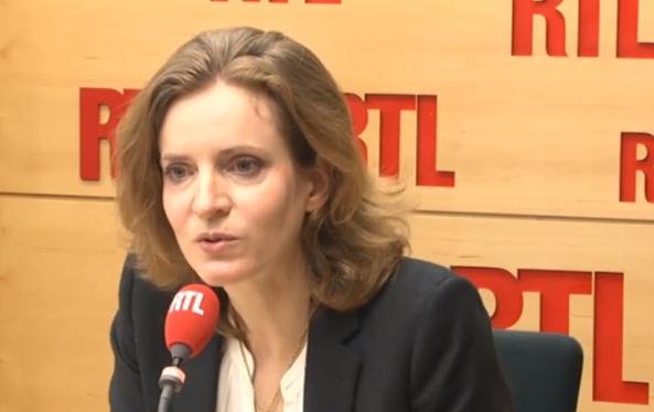 NKM nouvelle vice-présidente de l'UMP