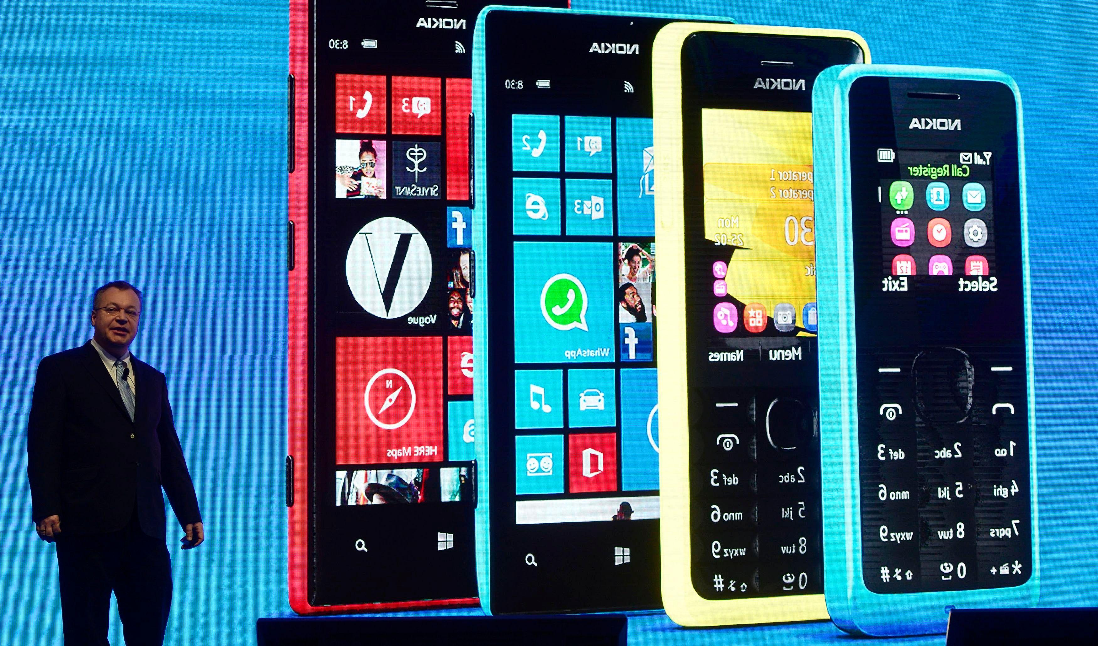 Les entreprises dont les plateformes mobiles dominent désormais le marché, c'est-à-dire Google, Apple et Microsoft, sont américaines.