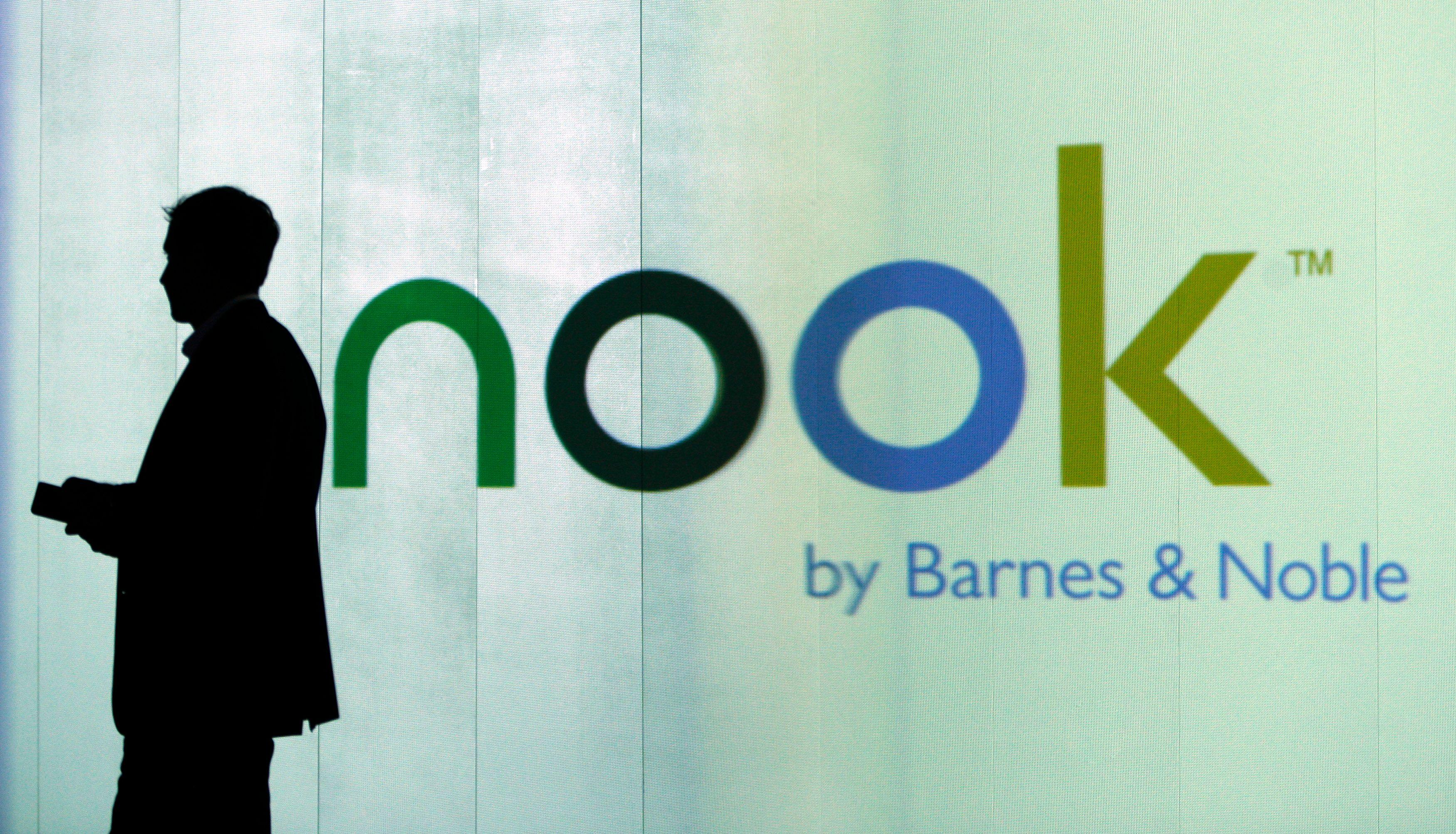Aux États-Unis, Barnes & Noble et Microsoft divorcent