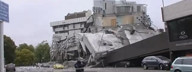 L'activité en sous-sol avant un tremblement de terre se caractériserait par des courants électriques particulièrement intenses.