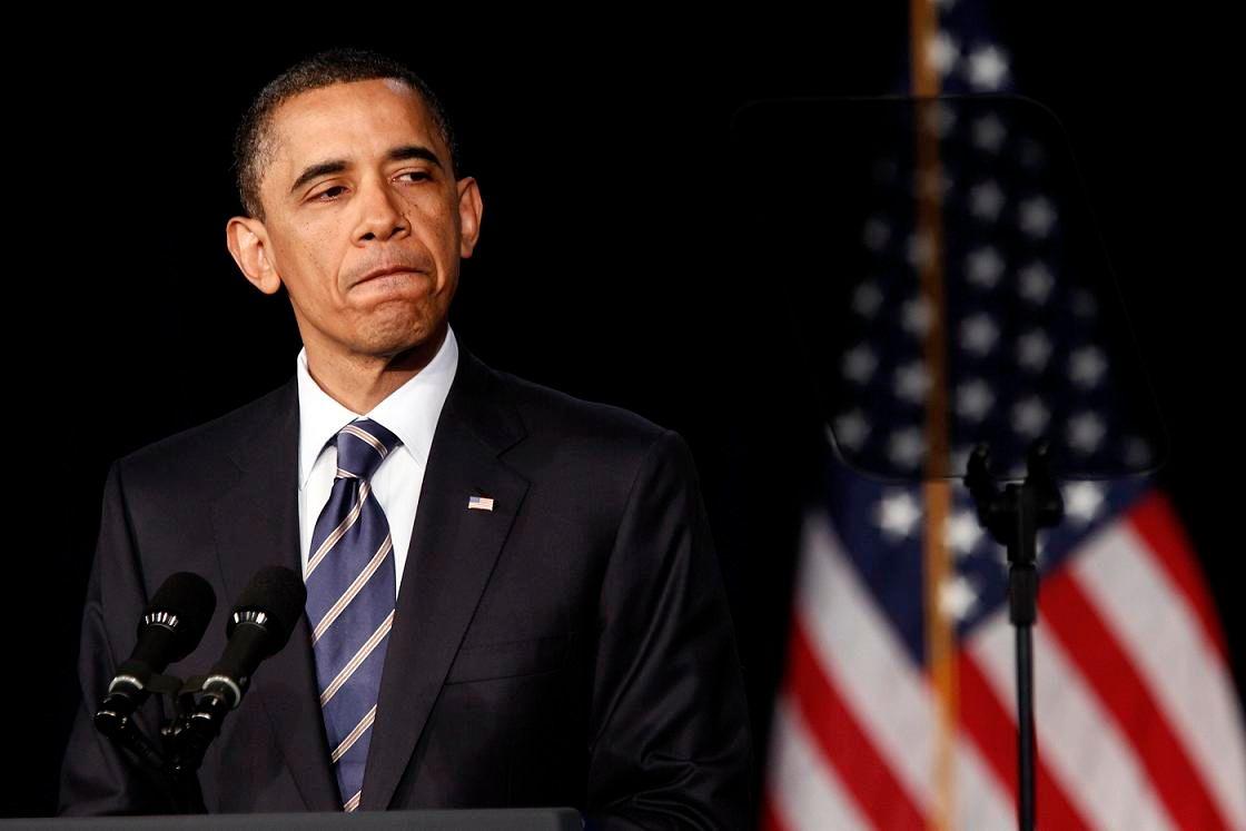 """""""Obama a tout ce qu'il faut pour être de manière classique un vrai chef, mais il ne semble pas aux yeux des Américains avoir une personnalité américaine""""."""