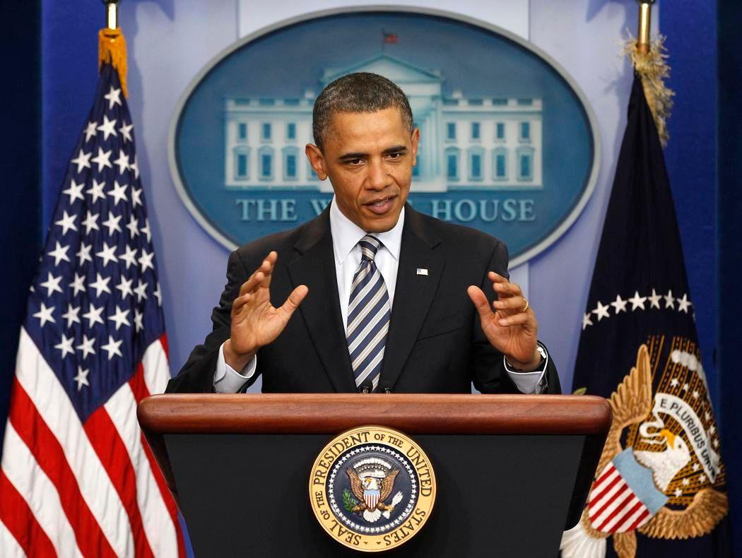 Barack Obama doute des déclarations de bonne intention de Vladimir Poutine