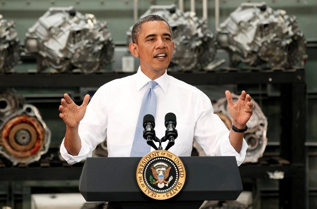 Face à Obama se profile la menace d'un candidat républicain crédible : Mitt Romney.