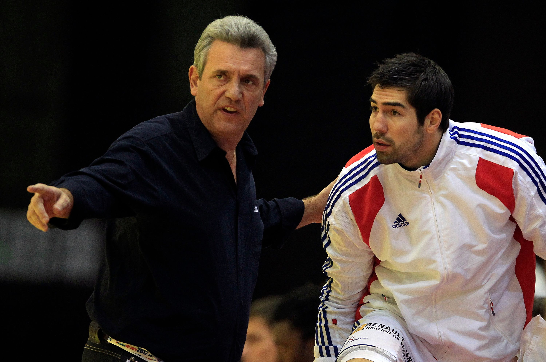 """Mercredi, les """"Experts"""" ont arraché le droit de défendre leur titre olympique en demi-finale des JO de Londres en battant l'Espagne 23-22."""