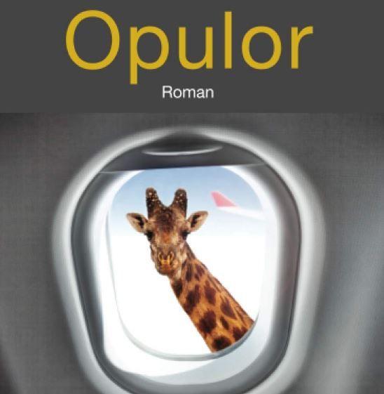 """""""Opulor"""" de Franck Soleillant a été publié aux éditions L'Harmattan."""