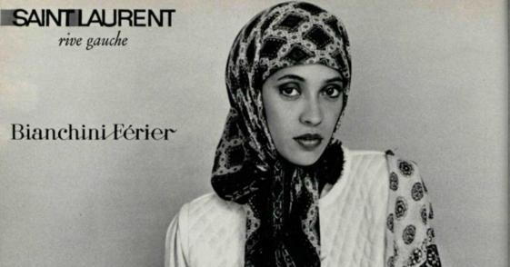 Mode islamique : quand Pierre Bergé et Yves Saint-Laurent lançaient une collection avec des femmes voilées