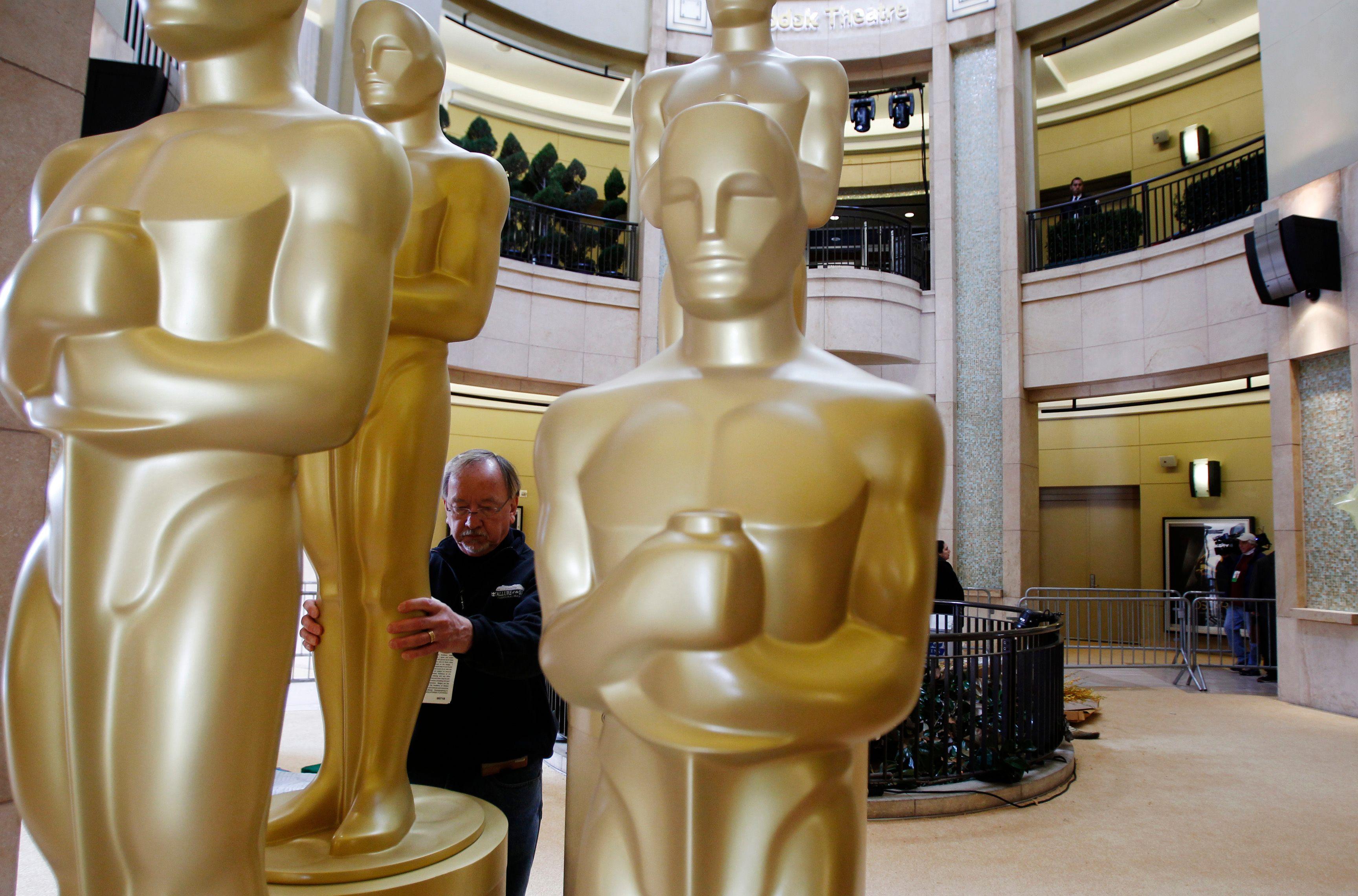 Oscars : l'affiche de la 86ème cérémonie dévoilée