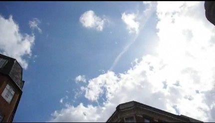 Des petits points dans le ciel...