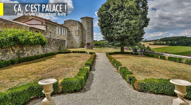 Une propriété de 1,2 hectare pour 1 150 092 euros.