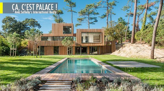 350m² habitables pour 2 720 000 euros.